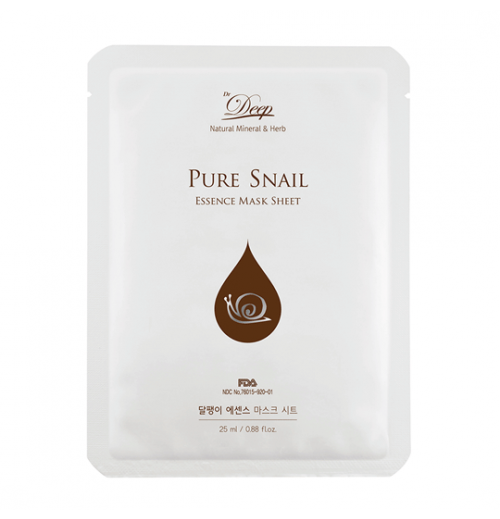 Pure Snail Essence Mask Sheet