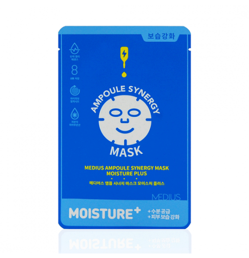 Ampoule Synergy Mask Moisture Plus