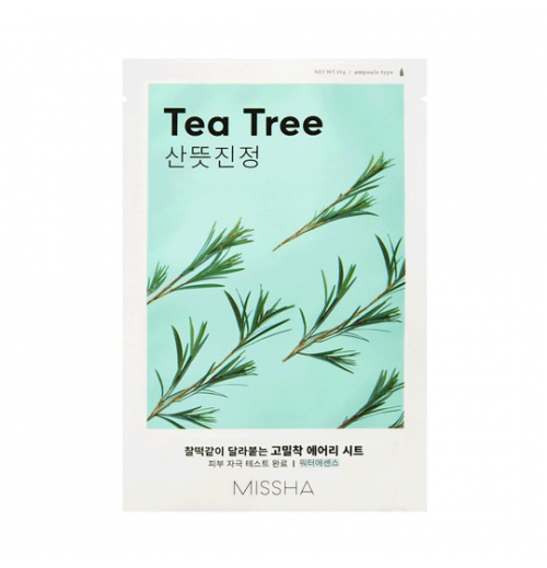 Airy Fit Sheet Mask - Tea Tree