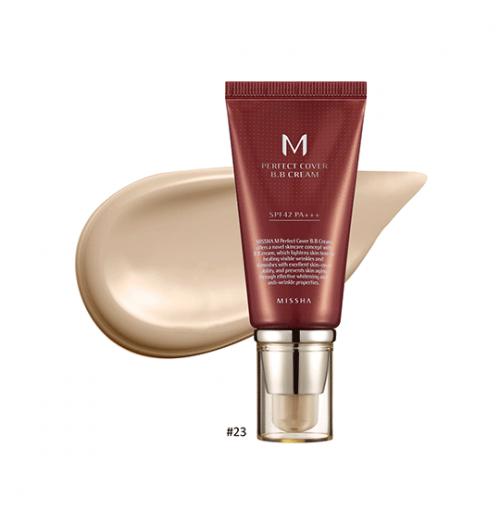 M Perfect Cover BB Cream #23 Natural Beige