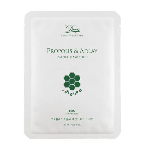 Propolis & Adlay Essence Mask Sheet