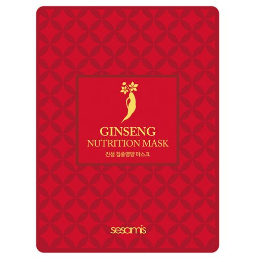 Ginseng Nutrition Mask