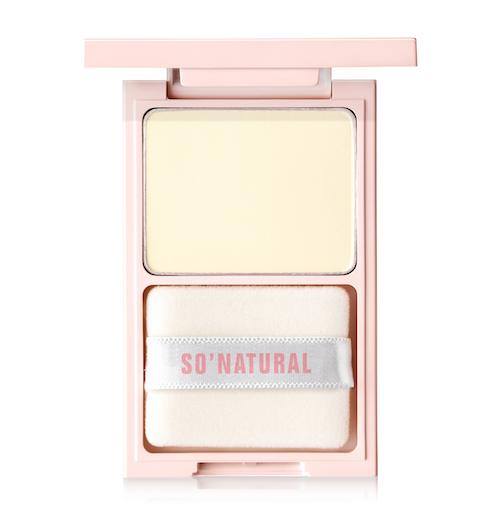 Make-Up Holding Finish Powder Fixer Yellow