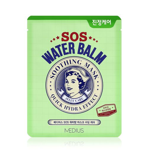 SOS Waterbalm Mask Soothing